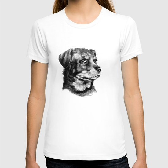 Rottweiler Devotion T-shirt