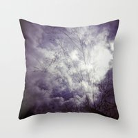 Lomographic Sky 1 Throw Pillow