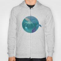 Whale & Jellyfish Hoody