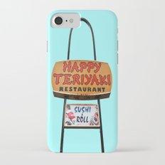 Happy Teriyaki iPhone 7 Slim Case