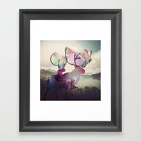 The Spirit VI Framed Art Print
