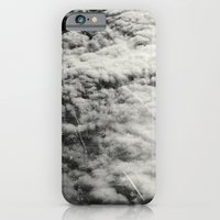iPhone & iPod Case featuring Somewhere Over The Clouds (II by Dr. Lukas Brezak