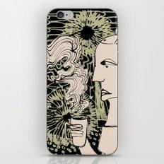 Cafe Drawing iPhone & iPod Skin
