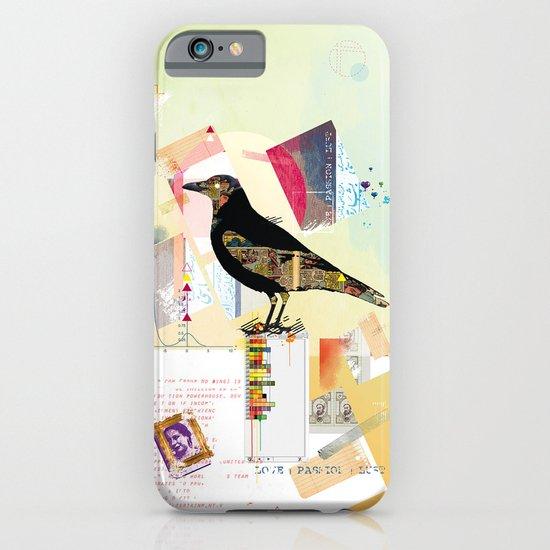 Comic Raw iPhone & iPod Case