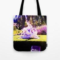 Stop animal abuse, human. Tote Bag