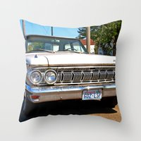 Waiting For TLC Throw Pillow
