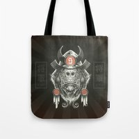 Shogun Executioner Tote Bag