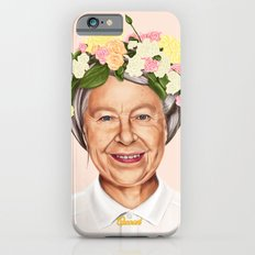 Hipstory - Queen Elizabeth iPhone 6 Slim Case