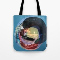 The Abstract Dream 16 Tote Bag