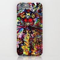 Beautiful Predators iPhone 6 Slim Case