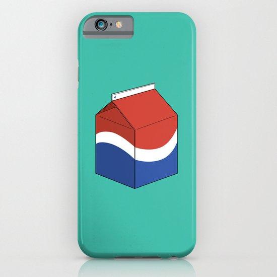 Pepsi in a box iPhone & iPod Case