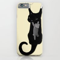 iPhone & iPod Case featuring Hang II by Tummeow