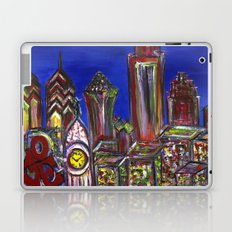 Philly Skyline LOVE Laptop & iPad Skin
