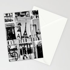from Paris with love Stationery Cards