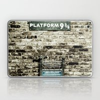 Platform Nine & 3/4 Laptop & iPad Skin