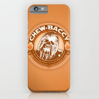 Chew-Baccy (Wookie Chewing Tobacco) iPhone 6 Slim Case
