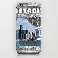 The Big Show - Detroit, … iPhone 6 Slim Case
