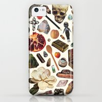 iPhone 5c Cases featuring ARTIFACTS by Beth Hoeckel Collage & Design