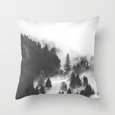 Valley Of Secrets #society6 Throw Pillow