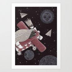 Five Hundred Million Little Bells (5) Art Print