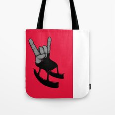The ROCKing Chair Tote Bag
