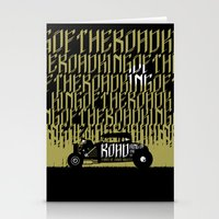 Signs Of Faith - King Of… Stationery Cards