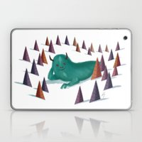 Green Monster Laptop & iPad Skin