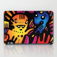 Monsterdelia iPad Case