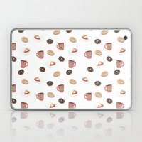 Twin Peaks Diet Pattern Laptop & iPad Skin