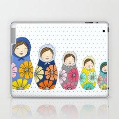 More Matryoshkas Laptop & iPad Skin