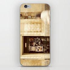 belleza es mi cabeza iPhone & iPod Skin