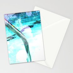 swim pool Stationery Cards