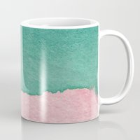 Water And Color 9 Mug
