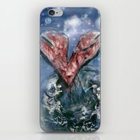 Save our World 19  iPhone & iPod Skin