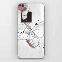Advanced Indigo   iPhone & iPod Skin