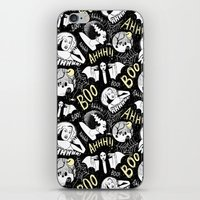 Classic Horror Halloween iPhone & iPod Skin