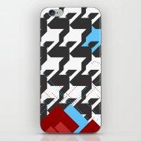 HoundsTeeth iPhone & iPod Skin
