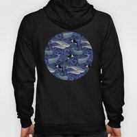 Beautiful Ocean Giants - purple Hoody