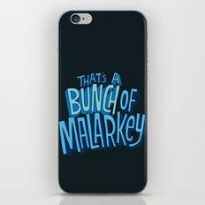 Malarkey iPhone & iPod Skin