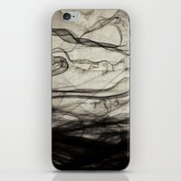 Rising From The Drudge -… iPhone & iPod Skin