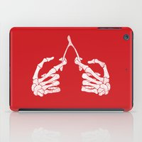 Wishbones iPad Case