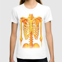 skeleton T-shirts featuring Skeleton by ShannonPosedenti