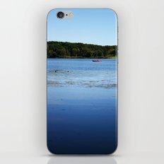 The Red Canoe iPhone & iPod Skin