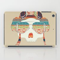 Retro Aviator iPad Case