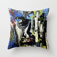 You Can Take The Boy Out… Throw Pillow