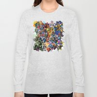 Marvel MashUP Long Sleeve T-shirt
