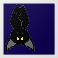 Hangin' Out Canvas Print