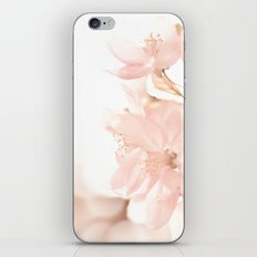 Softness embraced iPhone & iPod Skin