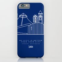 My City is Better Than Your City - Spokane, WA iPhone 6 Slim Case