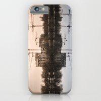 Industial dichromatic rainbow iPhone 6 Slim Case